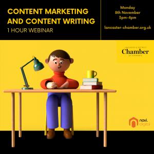 Content Marketing & Content Writing - 1hr free Webinar