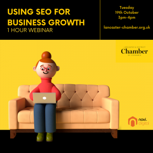 Using SEO for Business Growth - 1hr free Webinar