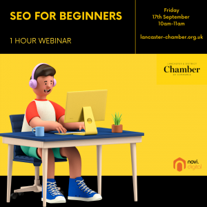 SEO for Beginners - 1hr free Webinar