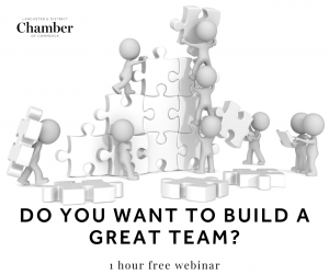How to build and maintain a highly successful team - 1hr free Webinar