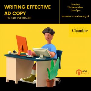 Writing effective Ad Copy - 1hr free Webinar