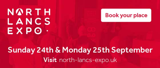 north lancs expo banner