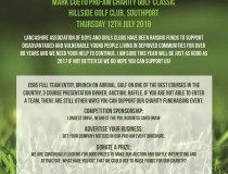 Mark Cueto Pro-Am Southport