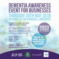 It's Time To Make Lancaster More Dementia Friendly