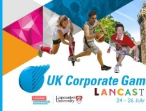 UK Corporate Games launches in Lancaster