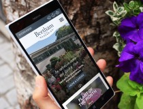 Hotfoot Design helps Beetham Nurseries bloom with a fresh new look