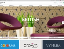 Nublue launches new website Inspiredwallpaper.com for CWV Wallcoverings