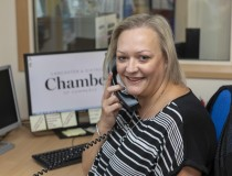 The Chamber, here to help in these difficult times - Jo-ann Harney