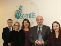 Lancaster Charity Ascentis wins National Award