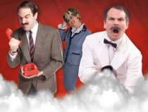The Faulty Towers Experience, Live at The Borough Lancaster from 7:00pm, 23rd to the 25th of July