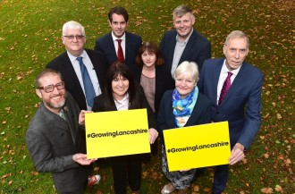 Lancashire in £50m business growth pledge following #GrowingLancashire campaign launch