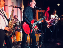 Lancaster law firm's band rocks London's iconic 100 Club