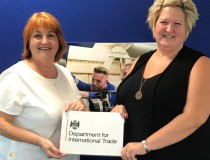 Chamber hosts the Department for International Trade