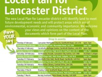 Local Plan for Lancaster District