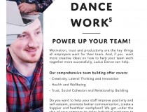 From parties to team building – what's new at Ludus Dance?