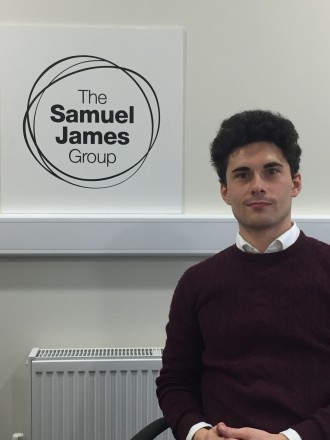 Journalism graduate joins The Samuel James Group