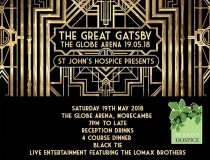 St John's Hospice - Great Gatsby Ball
