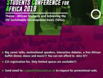 International Student Conference for Africa
