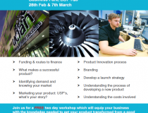 BOOST Lancashire Innovation Clinic with UCLan