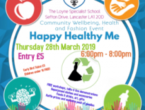 Community Wellbeing, Health and Fashion Event