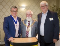 120 years anniversary for Lancaster and District Chamber of Commerce and appointment of a new President, and new directors