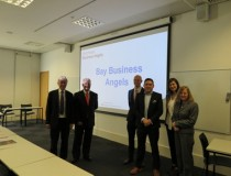 Exceptional start to investment to the Bay's own Dragon's Den: Bay Business Angels