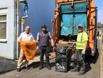 Seagull-proof refuse sacks go on trial in Morecambe