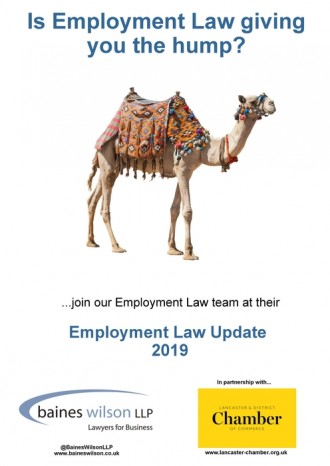 Is Employment Law giving you the hump?