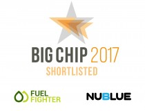 Nublue Big Chip Awards finalist
