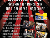 Morecambe Carnival Casino Night