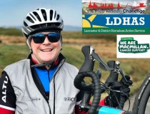 Charity ride - Alistair Eagles