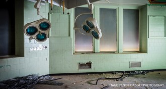 Left Behind - Capturing the Moor Hospital