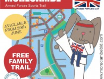 Morecambe BID - Twin town trails for Armed Forces Day & Summer holidays.