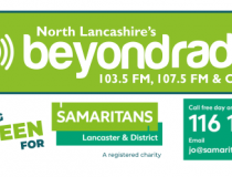 Beyond Radio turns green for Samaritans